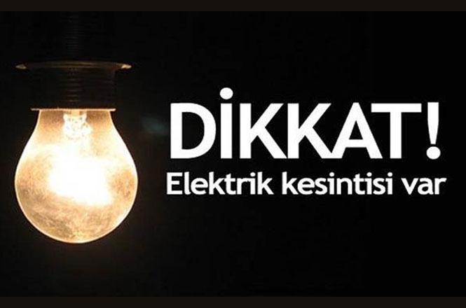 Elektrik Kesinti
