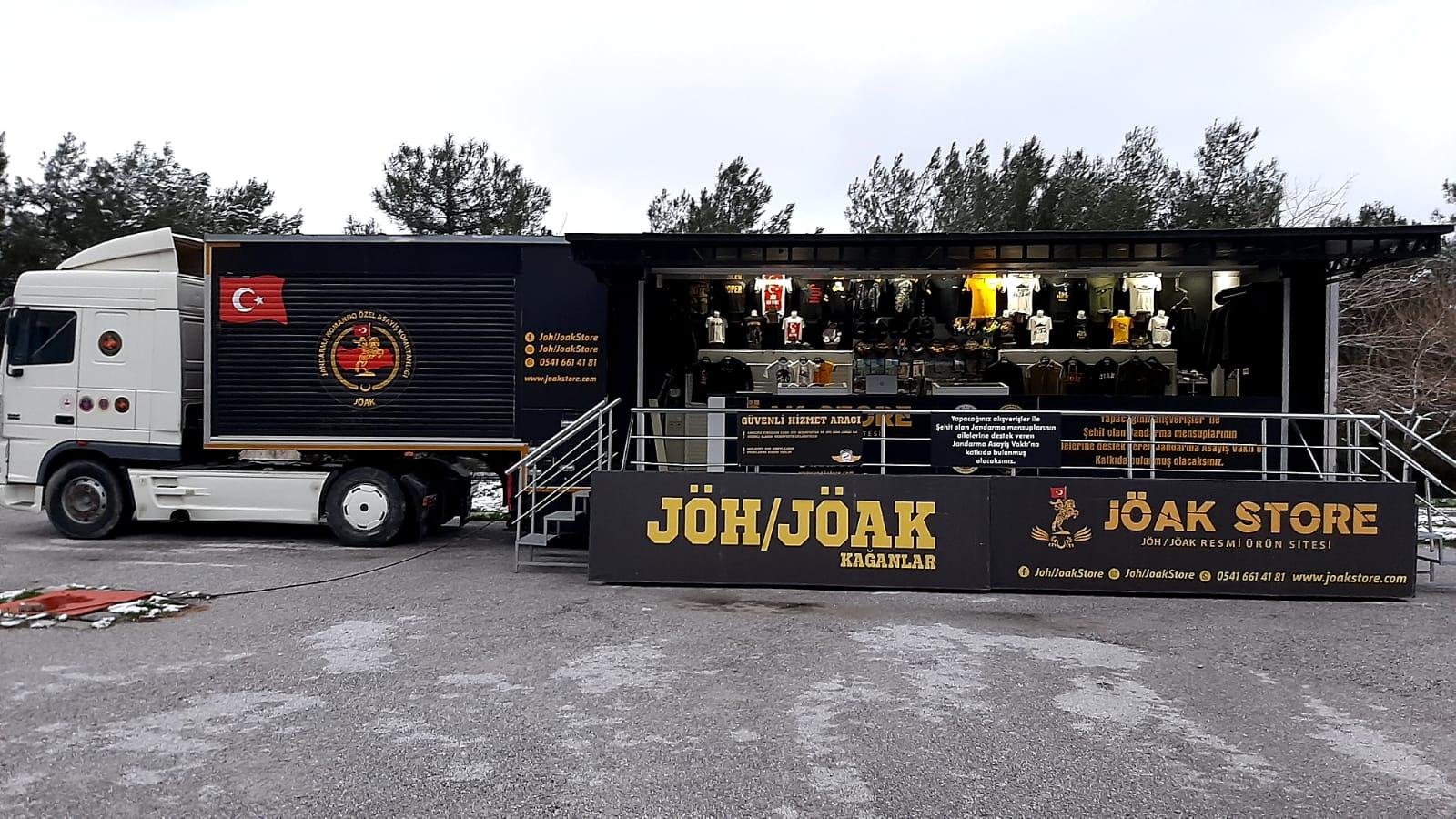 JÖAK Store