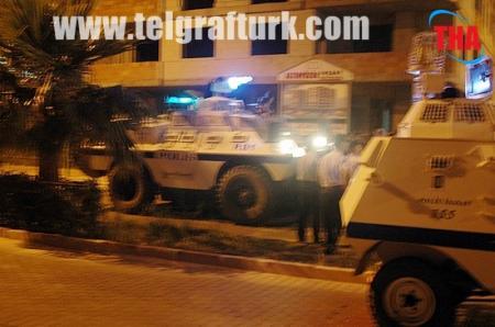 Gezi Parkı Olayları Tarsus'a Sıçradı