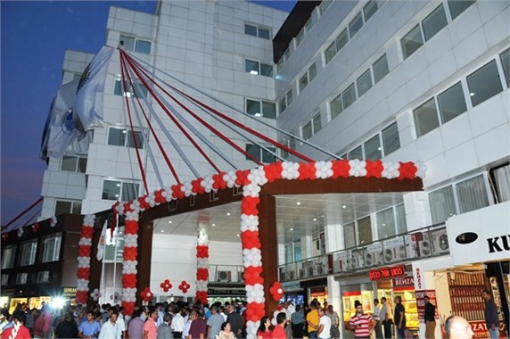 Tarsus Kent Otelinin Açılışı Yapıldı
