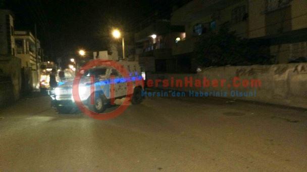 Tarsus'ta Seçim Sonrasında Olaylar Çıktı