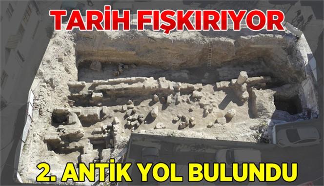 Tarsus'ta Tarih Fışkırıyor