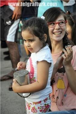 Mersin'de Gezi Parkı Eylemi Sürüyor