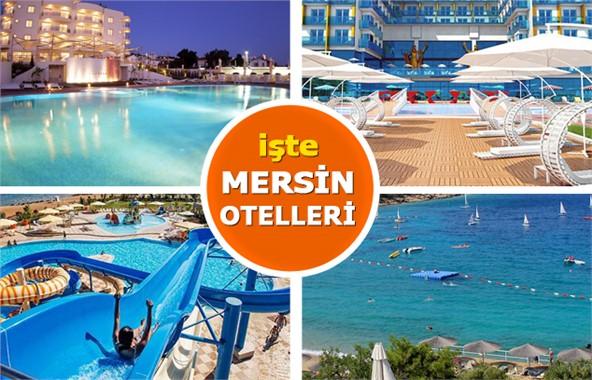 Otel ihtiyacınızı kısa zamnda çözebilirsiniz, Mersin Oteller, İşte Mersin'de Bilinen Oteller