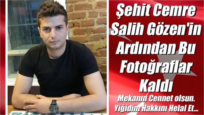 Şehit Cemre Salih Gözen'in Ardından Bu Fotoğraflar Kaldı