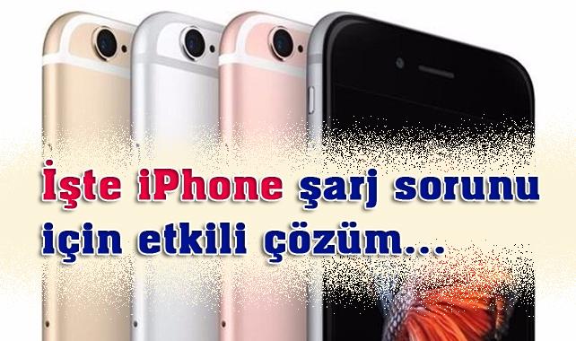 iPhone Şarj Sorunu İçin Etkili Çözüm, Şarj Nasıl uzun süre gider