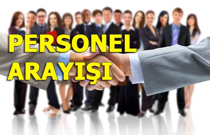 Mersin'de Açık İş İlanları, Personel Arayışı