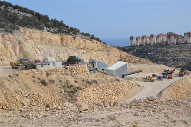 Erdemli'de Üretim 5 Yılda Bir Milyon 300 Bin Tona Ulaştı