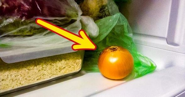 Soğan doğramadan önce...
