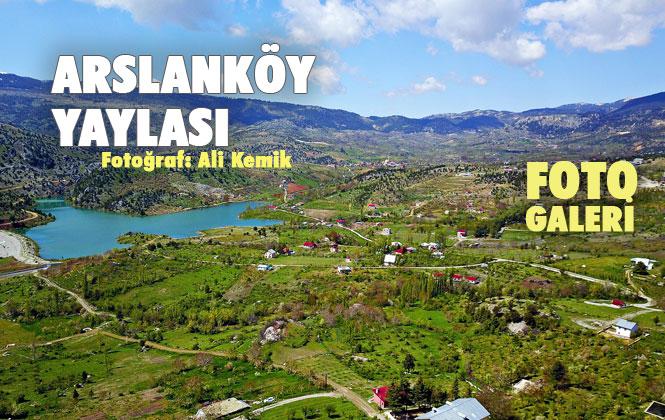 Mersin Arslanköy Yaylası Fotoğrafları (Fotoğrafçı: Ali Kemik)