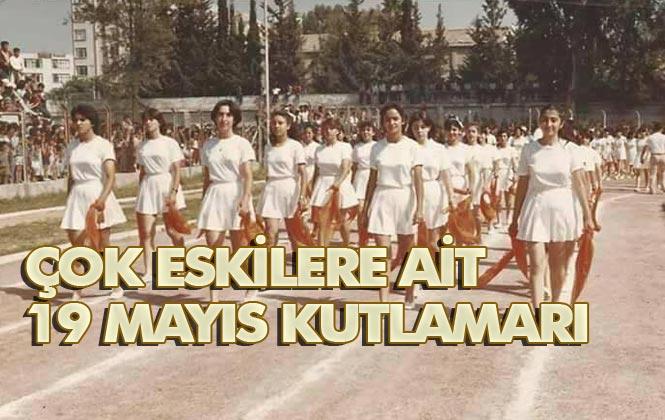 Mersin Tarsus'ta Çok Eski Yıllarda 19 Mayıs Kutlamaları