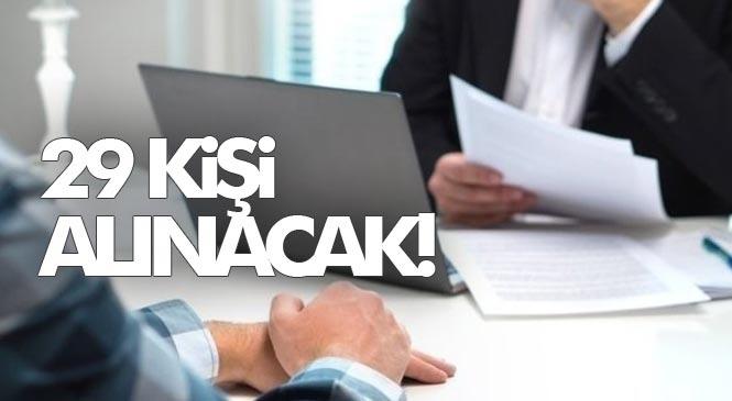 Mersin Büyükşehir İmar A.Ş 29 Personel Alıyor Son Başvuru Tarihi 14 Mart