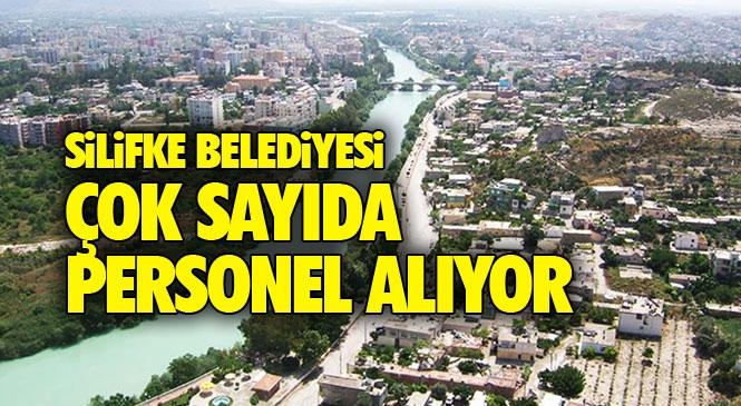Mersin Silifke Belediyesi Silifke Tic. Tur. San. AŞ. Personel Alım İlanı 93 Kişi Alınacak