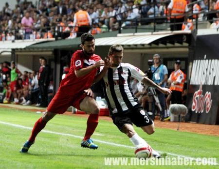 Manisaspor 3-2 Mersin İdmanyurdu