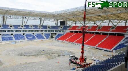 Mersin Arena Stadı Fotoğraflar