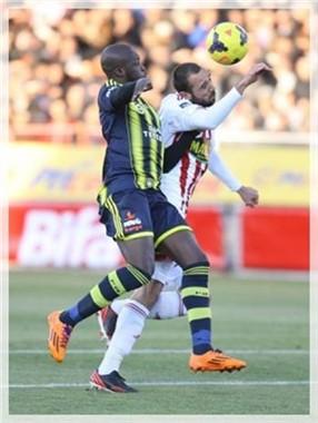 Sivasspor - Fenerbahçe 09.02.2014