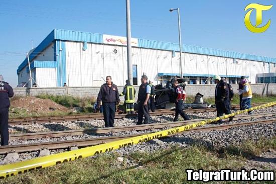 Mersin'de Tren Kazası 9 Ölü