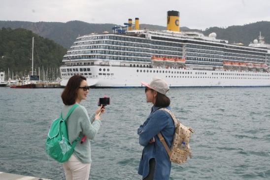 Deniz Turizmine Çin Dopingi