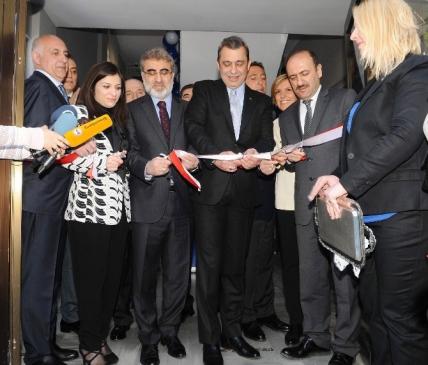 Bakan Yıldız Enerji Verimliliği Derneği Binasının Açılışını Yaptı