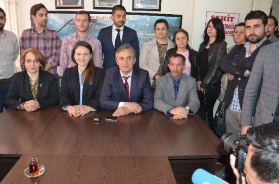 MHP'nin En Genç Kadın Milletvekili Aday Adayı