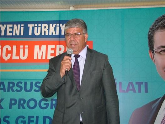Mehmet Yıldız'dan kutlama