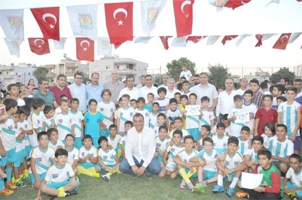 Tarsus'ta Yaz Spor Okulu sona erdi
