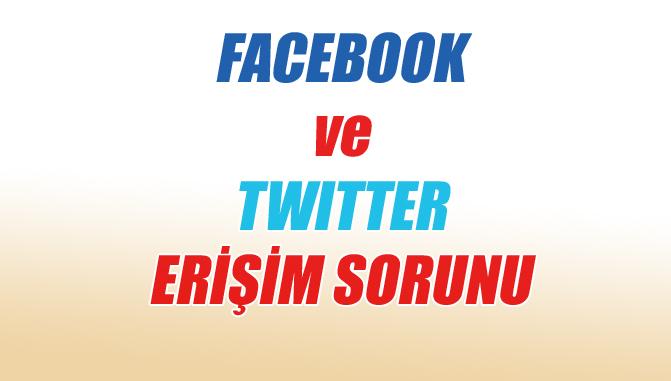 Facebook Erişim, Twitter Erişimi, VPN ile Giriş, Facebook Giriş Hakkında