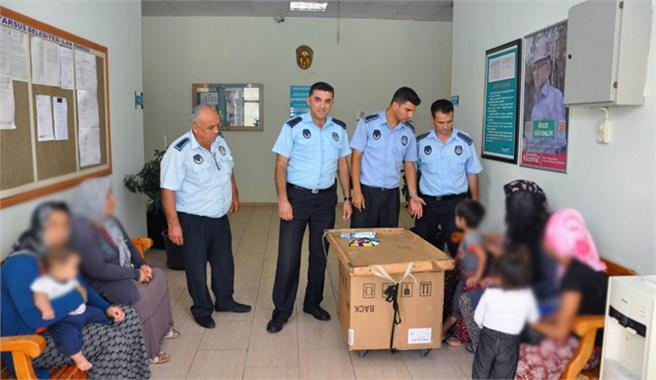 Tarsus Zabıtasından Dilencilere Operasyon