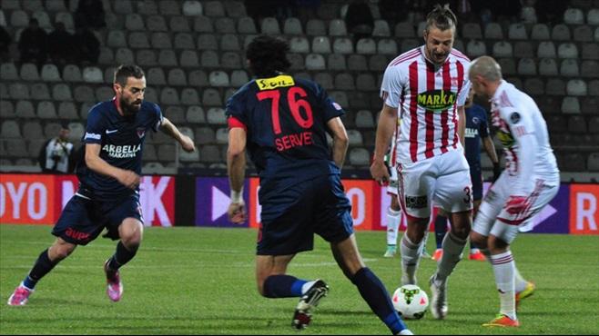 Medicana Sivasspor 2 - Mersin İdmanyurdu: 2