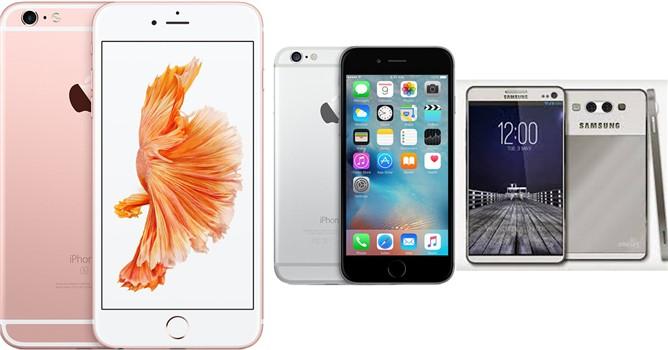 Iphone 6s, Iphone 6s Plus ve Samsung S7 Hakkında Bilinmesi Gerekenler Genel Bilgi