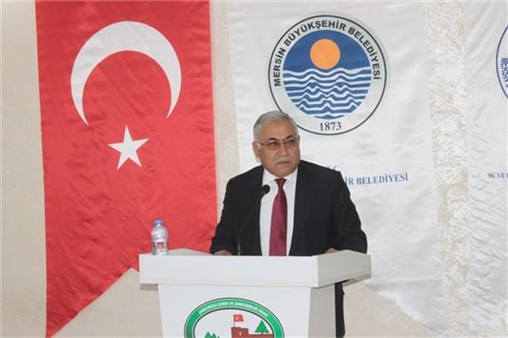 ÇAMLIYAYLA'DA MESKİ'DEN BİLGİLENDİRME TOPLANTISI