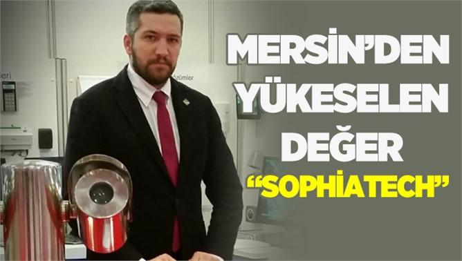 """Mersin'de Yükseklen Teknoloji """"Sophiatech"""""""