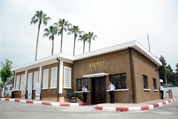 Filtre Su Müzesi Açıldı
