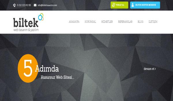 Kurumsal Web Tasarım İşlemlerinde Doğru Nokta – biltektasarim.com