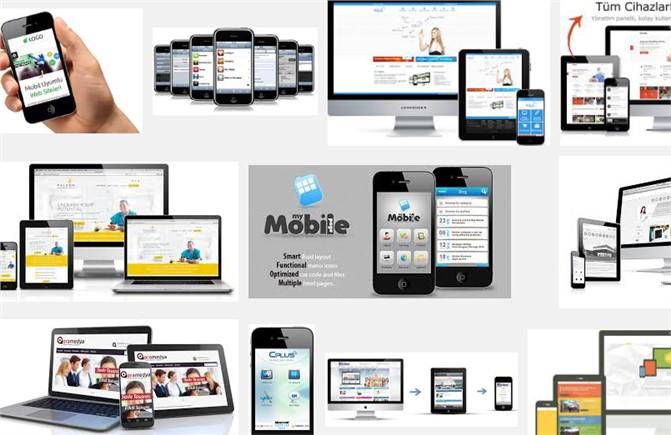 Mobil Web Sitesi Tasarımcıları