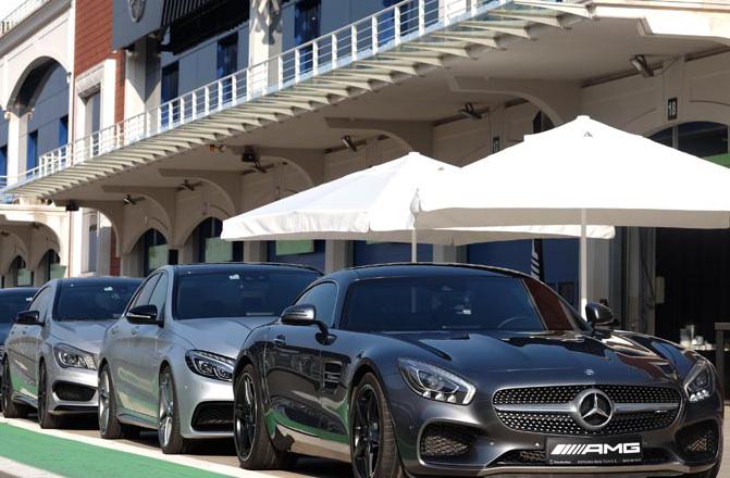 Yüksek performans ve yüksek standardın adresi: Mercedes-AMG Lounge İstanbul
