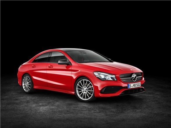 Yenilenen Mercedes-Benz CLA Türkiye'de