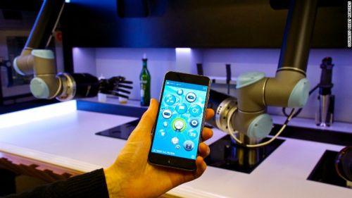 Yemek Yapan ve Bulaşık Yıkayan Robot Chef Geliştirildi
