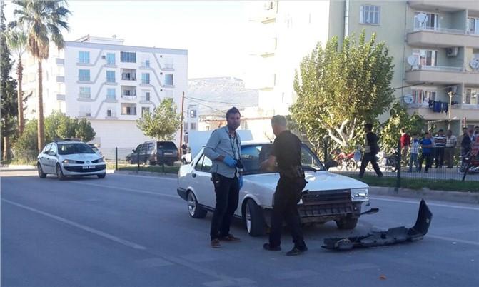 Mersin'de İçinde Aile Bulunan Otomobili Kurşunladılar