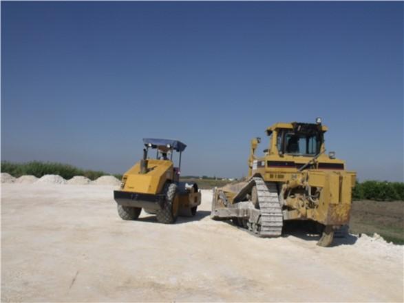 Sahil Bandında yol ve alt yapı çalışmaları