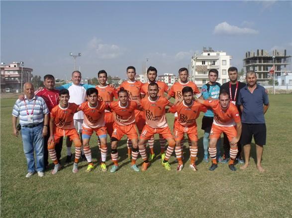 Tarsus Kavaklıspor, Silifke Taşucunu 2-1 Yendi