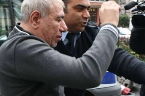 Türk Sineması'nın Usta Oyuncusu İlyas Salman Gözaltına Alındı