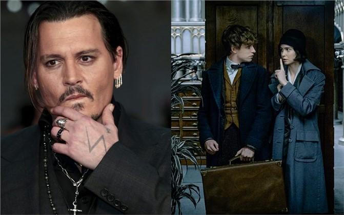 Johnny Depp Harry Potter Serisine Katılıyor