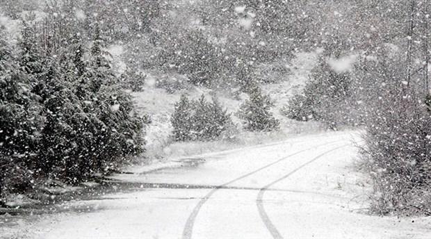 Akdeniz'e Kar Geliyor