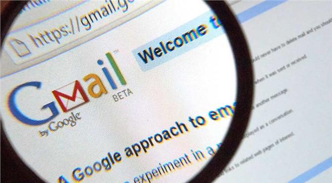 Gmail'i Hackledi Google Ödül Verdi