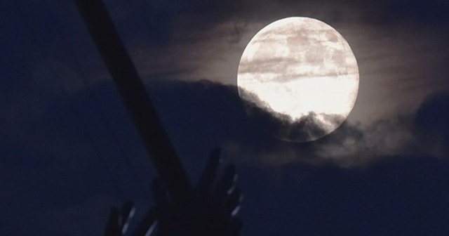 Dikkat: Son 68 Yıl İçerisinde Ay İlk Defa Pazartesi Günü Dünyaya Çok Yaklaşacak Herkes Gökyüzüne Baksın