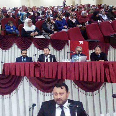 Tarsus Müftülüğü'nden Eğiticilere Yönelik Toplantı