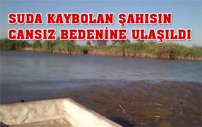 Seyhan Nehri (Adana Irmağı) Sularında Kaybolan Şahsın Cansız Bedeni Bulundu
