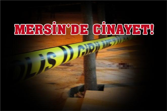 Mersin'de Alacak Verecek Cinayeti!