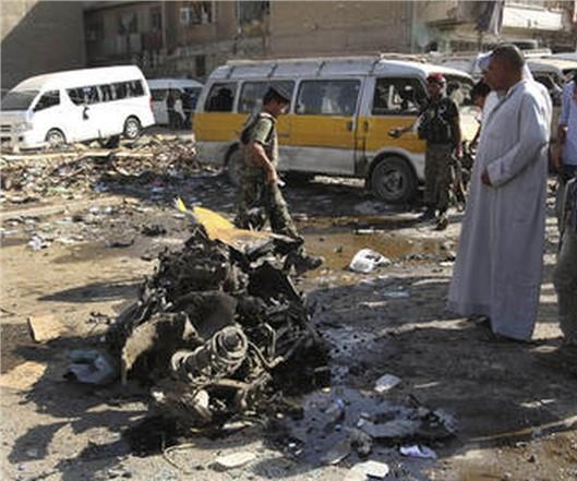 Bağdat'ta Bombalı Saldırı: 33 Ölü 48 Yaralı